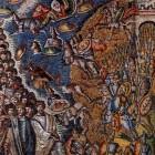 087 Санта-Мария Маджоре. Рим. V в. Ветхозаветные сюжеты. Переход через Чермное море