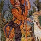 097 Мавзолей Галлы Плацидии. Равенна. 440 г. Добрый Пастырь