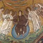 128 Сан-Витале Равенна 527-546