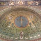 140 Сан-Аполлинарио ин Классе. Мозаика в конхе апсиды