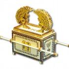 Ковчег Завета с херувимами. Реконструкция