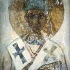 02 Патриарх Герман Константинопольский. Киев. Софийский собор XI в.