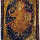 10 Христос во славе. Монастырь св.Екатерины. Синай