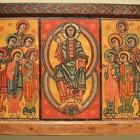 15 Христос во славе. Передняя панель престола. Романское искусство Каталонии