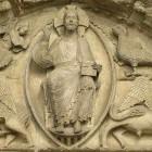 16 Христос во славе. Шартрский собор. XIII в.