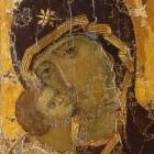 29 Владимирская икона. Византия, первая треть XII в.