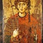 32 Георгий Победоносец. Ок. 1170 г.