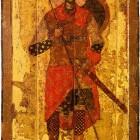 33 Георгий Победоносец.  Новгород 30-40-е годы XIII в.
