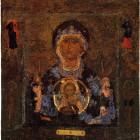 34 Знамение. Новгород, XII в.
