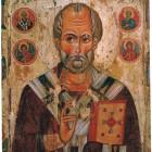 36 свт. Николай Новгород, середина XIII в.