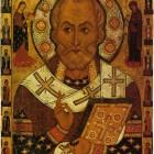 37 свт. Николай. Новгород, конец XIII в.