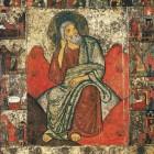 39 Пророк Илия с Деисисом. Псков, XII в.