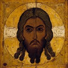 43 Спас Нерукотворный. Новгород, XII в.