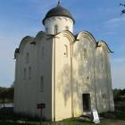 60 Георгиевская церковь в Старой Ладоге XII в.
