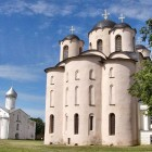 69 Никола на Дворище Новгород XII в.