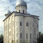 70 Георгиевский собор Юрьева монастыря. Новгород XII в.