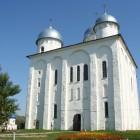71 Георгиевский собор Юрьева монастыря. Новгород XII в.