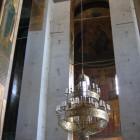72 Георгиевский собор Юрьева монастыря, интерьер Новгород XII в.