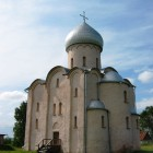 73 Церковь Спаса на Нередице. Новгород XII в.
