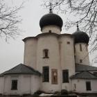 74 Антониев монастырь Новгород XII в.