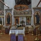83 Современный иконостас в древнерусских формах Собор Иоанновского монастыря. Псков 1247 г.