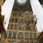 86 Семиярусный иконостас Троицкого собора. Псков XVII в.