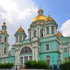 Богоявленский кафедральный собор в Елохово