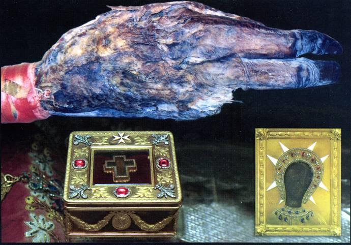 Гатчина Мальтийские святыни