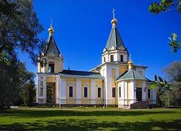 Казанская церковь Александровская