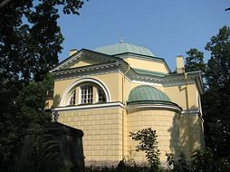Казанская церковь Пушкин