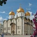 Москва Кремль собор