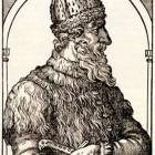 01 Иван III Гравюра 1584 г