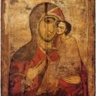 01 Старорусская икона вторая половина XIIIв