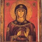07 мц. Иулиания Никомедийская Новгород XIII в