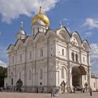 10 Архангельский собор Московского Кремля 1505—1508  арх.Алевиз Новый