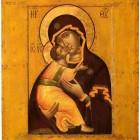 10 Владимирская.  Симон Ушаков. 1651