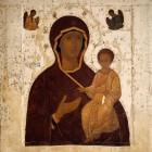 13 Дионисий. Одигитрия Смоленская 1482