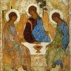 21 Троица, Андрей Рублев