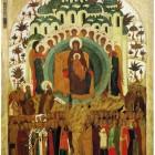 22 Дионисий. Собор Пресвятой Богородицы