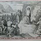 25 Моисей со скрижалями. Библия Пискатора