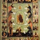27 Похвала Богородицы середина XVI в