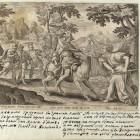 27 Валаамова ослица из Библии Пискатора