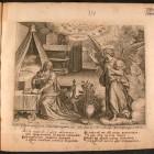 28 Благовещение из Библии Пискатора