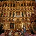 55 Иконостас. Ипатьевский монастырь. Кострома