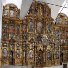 59 Иконостас Троице-Гледенский монастырь. Великий Устюг. XVIII в.
