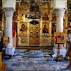 08 храм Живоначальной Троицы в усадьбе Поленова, интерьер