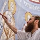 13 Архимандрит Зинон, работа в Федоровском соборе