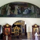 13 Марфо-Мариинская обитель, интерьер храма