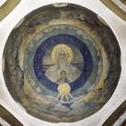 15 Нестеров. Марфо-Мариинская обитель. Троица в куполе