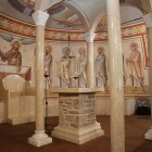 15 Нижний храм Феодоровского собора. Алтарь